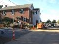 Construction moving along